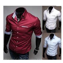 Camisa Social Slim Fit Importada Frete Grátis