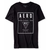 Camisa Aeropostale Shape Logo 100% Original Prota Entrega