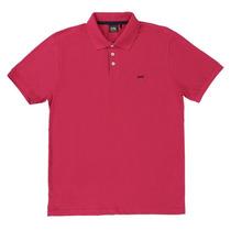 Polo Masculina New Basic Rosa - Lee 62p.31.64.40