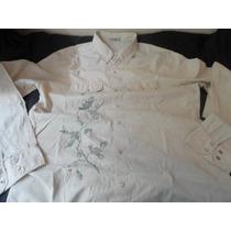 Camisa M.officer Casual Manga Longa Tam.3