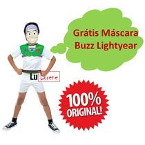 Fantasia Rubies Infantil Toy Story Buzz Lightyear Original