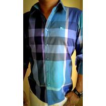 Camisa Xadrez Byrbyrry