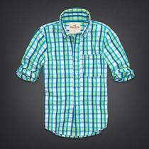 Camisa Masculina Hollister Frete Gratis***