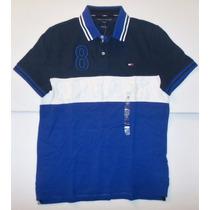 Camisa Polo Tommy Hilfiger Tamanho Ggg / Xxl Vários Modelos
