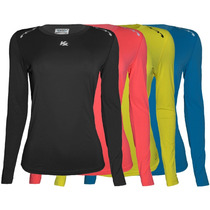 Camisa Feminina Térmica Fator Proteção Solar Uv50 Kanxa 6300