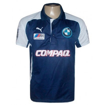 Camisa Polo Bmw Williansf1 Pronta Entrega
