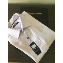 Camisas Sociais Armani Le Collezioni