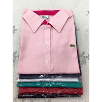 Camisa- Polo Feminina Varias Cores!!!aproveite É Imperdivel