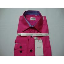 Camisa Social Calvin Klein Tamanho P M G Gg Xg Xgg