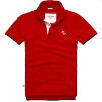 Camiseta Polo Abercrombie & Fitch Original!!