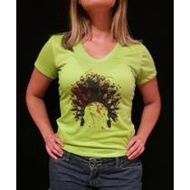 Camisa Da Moda Sex Cocar De Índio Produto Novo