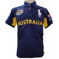 Camisa Polo Ralph Lauren Austrália Original