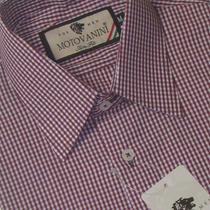 Camisa Social Slim Fit 100% Algodão Fio 50 Extra 51 1004