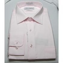 1 Camisa Raphy , Ref. 520032 , Manga Longa, Tam. 5 (44)rose.