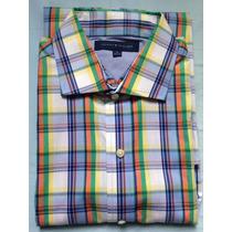 Camisa Social Tommy Hilfiger: Tamanho Pp / Xs Nova Promoção