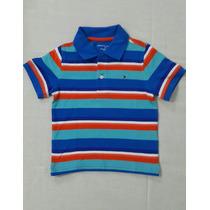 Camiseta Polo Infantil Tommy Hilfiger