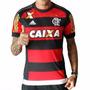 Camisa Flamengo Uniforme 1 Jogo E 2 Treino 2015