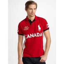 Camisa Polo Ralph Lauren - Países