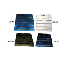 Kit Camiseta Gola Careca Canoa 2 Un Plus Size Grande G1ao G7
