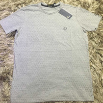 Camiseta Fred Perry Original Sergio K Polo Lacoste Burberry