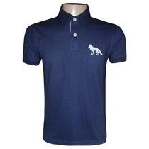 Camisa Polo Acostamento Camiseta Preta