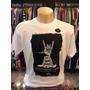 Camiseta Rusty Branco Tam G Original #2059 Camisa Polo