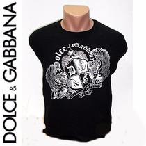 Camisa Dolce & Gabbana Blazon P E M D&g Ea Ga Armani