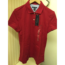 Camisa Polo Tommy Hilfiger Tamanho M Feminina Original