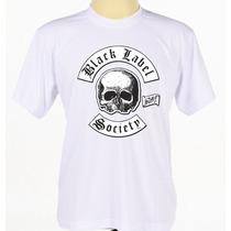 Camisa Banda Rock Customizada Black Label Society