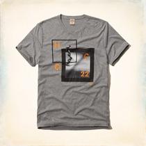 Camisetas Camisas Blusas Hollister Masculina Original