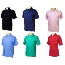Kit C/10 Camisas Camiseta Polo Masculinotommy Hilfinger