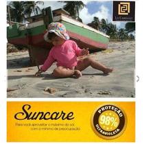Camisa Infantil Proteção Solar Uv Fator 50+ (promoção)