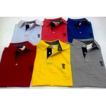 Camisa Gola Polo Masculina Sergiok, Lacoste,frete G Brasil