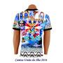 Carnaval 2016 - Camiseta União Da Ilha
