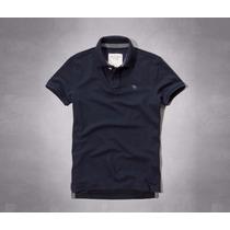 Camisa Polo Abercrombie Bradley Pond À Pronta Entrega