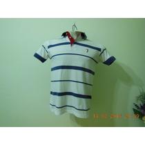 Camisa Pólo Da Aleatory - Tam. P E M