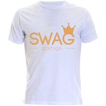 Camiseta Swag Gang Crew