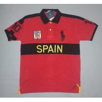 Camisa Polo Halph Lauren Países Espanha Dubai Austrália