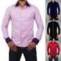 Pronta Entrega Camisa Slim Fit Premium Luxo Varios Modelos
