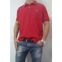 Camisas Polo Lacoste Masculina Kit C/ 5 - A Pronta Entrega