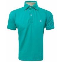 Camisa Polo Masculina Dudalina Promoção Diversas Cores