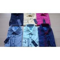 Kit 06 Camisa Social Sergio K Ricardo Almeida Tommy Grife