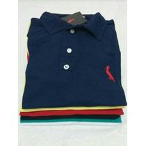 Camisas Gola Polo Kit C/10 Pçs Reserva Lacoste E Outras Marc