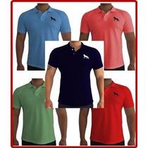 Camisa Gola Polo Acostamento Pronta Entrega Masculina