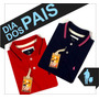 Kit 2 Camisas Polo Sheepfyeld Original Dia Dos Pais Original