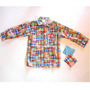 Camisa Xadrez Caipira Para Festa Junina - Infantil 2 Ao 16