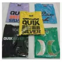 Kit 10 Camiseta Varias Marcas Famosas