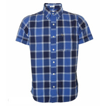 Camisa Xadrez Masculina Abercrombie & Fitch Rox