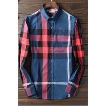 Camisa Social Burberry Prada Fred Perry Dudalina Osklen
