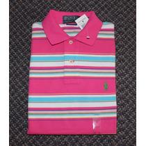 Camisa Polo Ralph Lauren: Tamanho G / L Nova Original